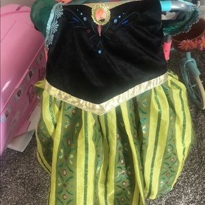WDW Anna from Frozen Dress